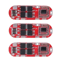 3S 12.6V 4S 16.8V 5S 21V 18650 ליתיום ליתיום סוללה הגנת טעינת לוח