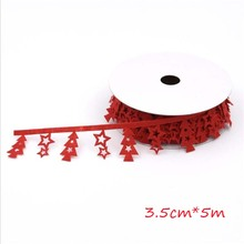 Omilut Christmas Tree Diy Chain Decorations For Merry Decoration 2018 Happy New Year Supplies