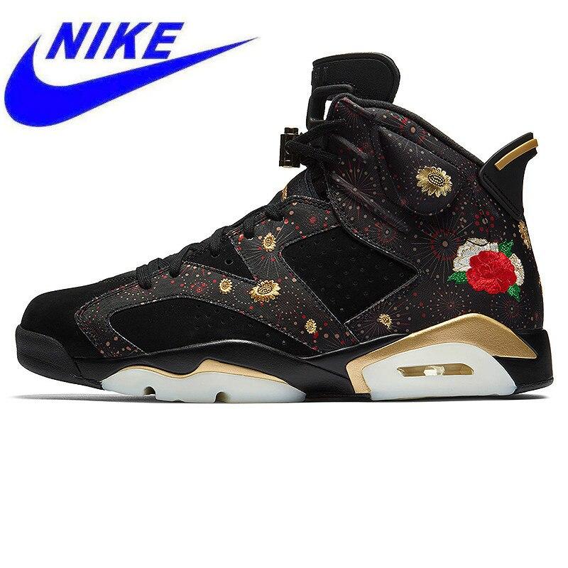 Engraved Jordan Retro Basketball Cny 6 Nike Original Shoes Men's Air 8wEnqISxxY