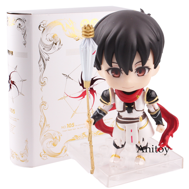 Chinese Gaming novel The Kings Avatar  Xiu Ye PVC Action Figure Collection Ver. Toy Gift 10cm