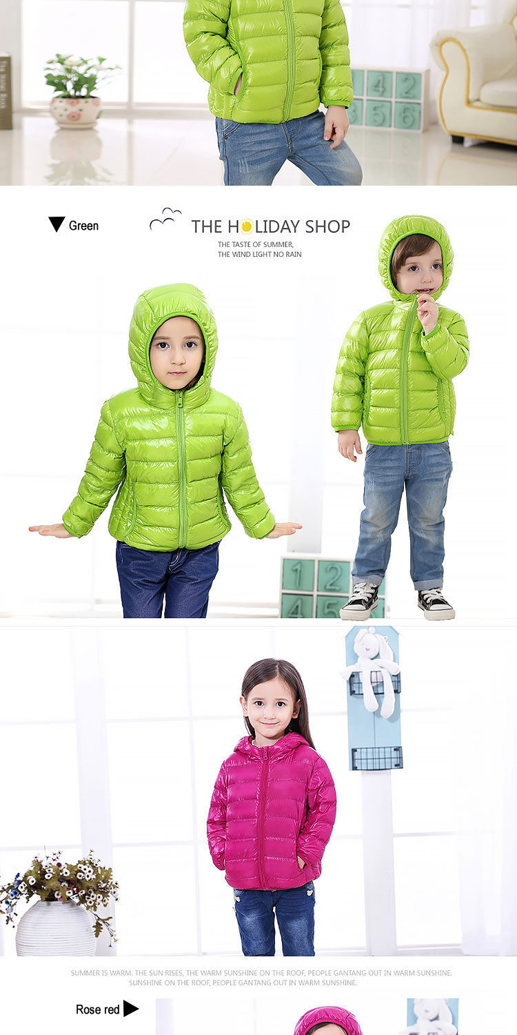 HTB1jBpLFNGYBuNjy0Fnq6x5lpXao - Children Down Jackets New 90% White Duck Down Hooded Kids Winter Jackets for Boys Girls Ultra Light Portable Winter Coat