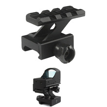 High Riser rail Mount scope mount fits 20mm picatinny free shipping
