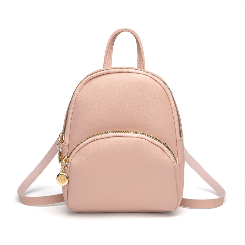 Small Backpack Purse Multi-Function Female Teenage-Girl Fashion Women Ladies Brand Shoulder-Bags