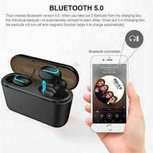 Беспроводные наушники TWS Mini True Bluetooth 5,0 стерео наушники бас-вкладыши гарнитура