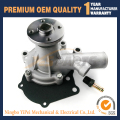 Water Pump MM409302 MM409303 MM433424 for Mitsubishi Tractor S4L S3L D1450 D1550 D1650 with Gasket
