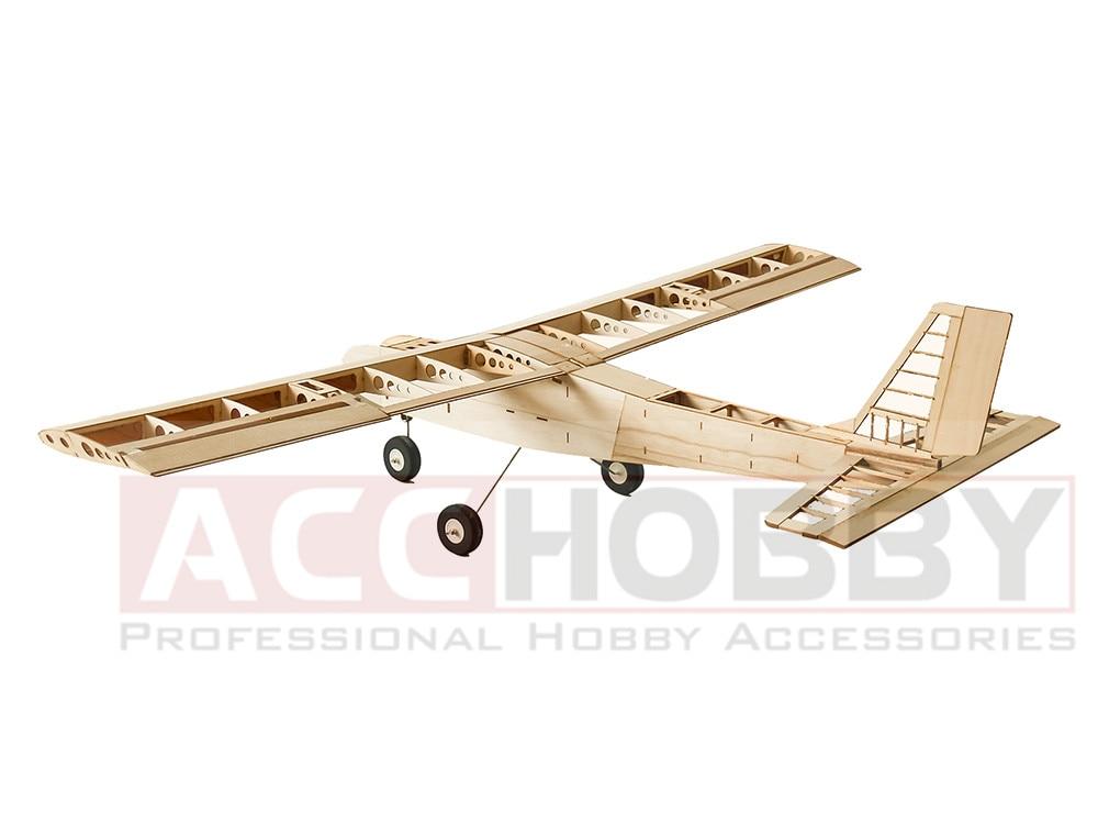 DW Hobby Balsa Wood Model Aeroplane, DH82a Tiger Moth Scale Model