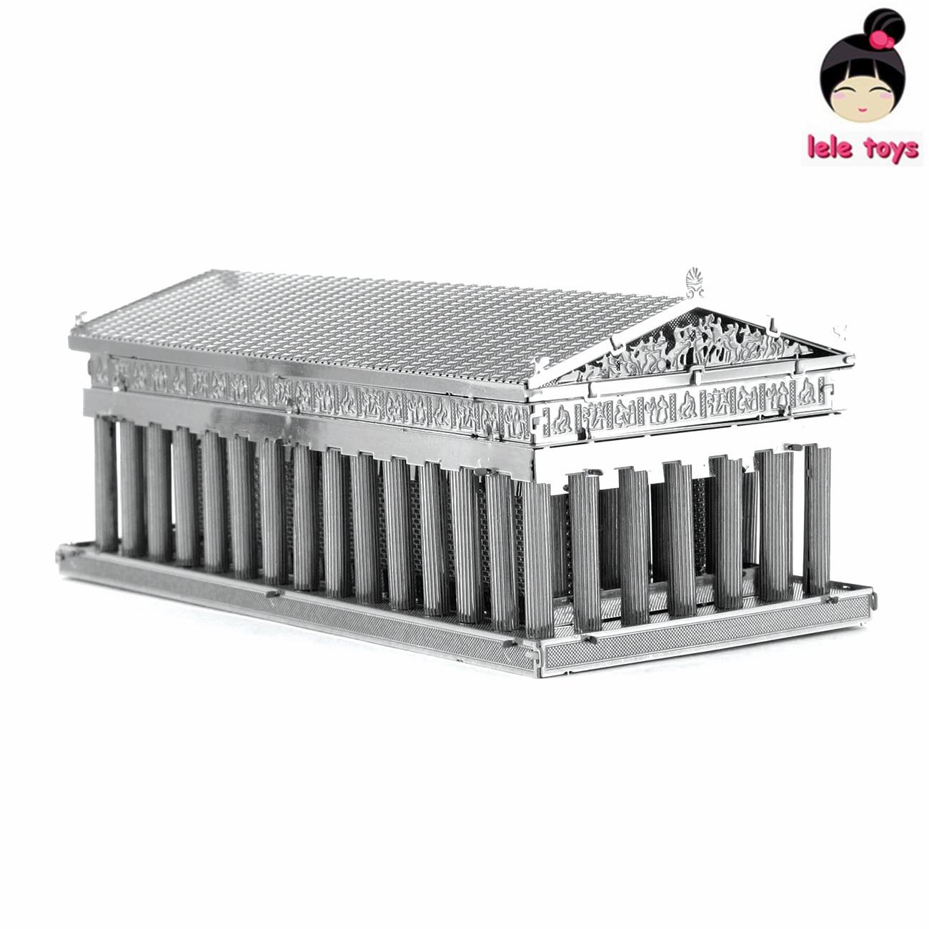 Partenone promozione fai spesa di articoli in promozione for Piani di costruzione di edifici in metallo