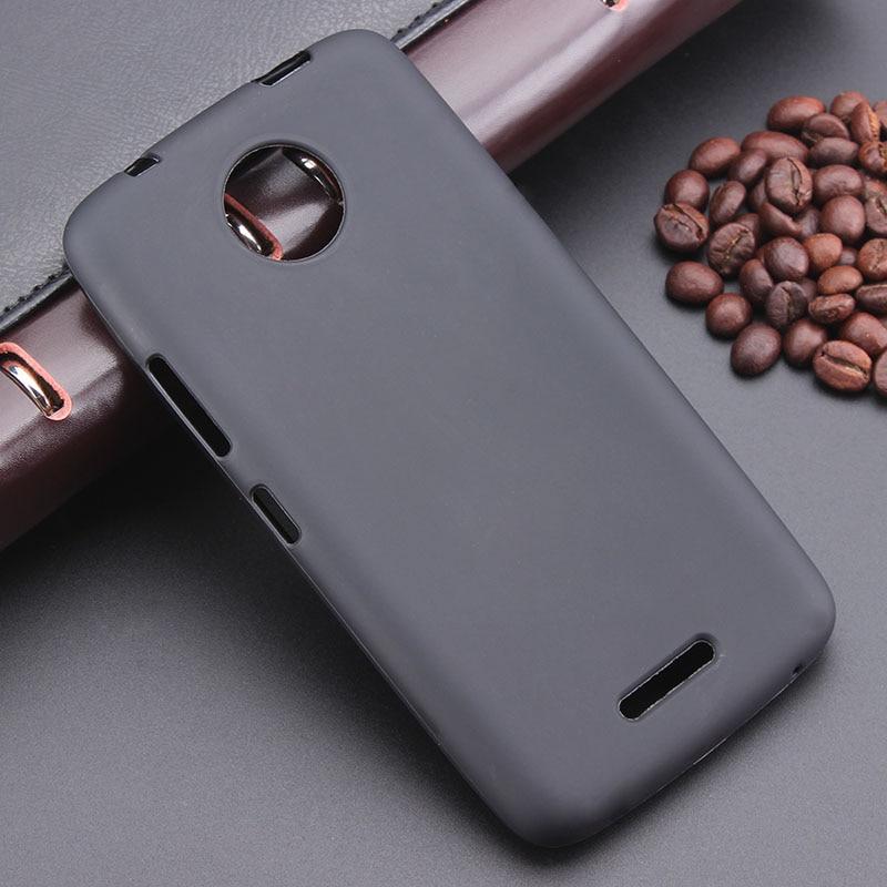 5 Цвета гель ТПУ тонкий мягкий Анти skiding силиконовый чехол для Motorola Moto c 5.0 дюймовый мобильный телефон резиновый мешок