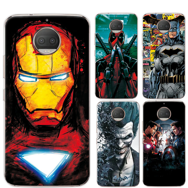 Charming Painted Case Cover For Motorola Moto G5S 5.0