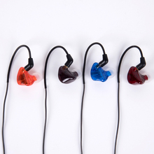 Armature earphones two with