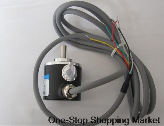 New Original REP Encoder 600p r Inner Diameter Of 6mm Solid Shaft Line Driver Output