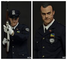 1/6 scale doll Heath Ledger Batman Joker in Police uniforms 12″ action figure doll Collectible figure Plastic model toys,No box