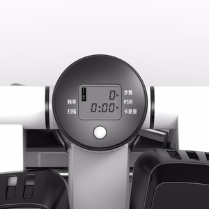 Image 4 - 2019 New Household Use Stepper Men Women Exercise Treadmill Pedal Multifunctional LED Display Climbing Foot Fitness Equipment