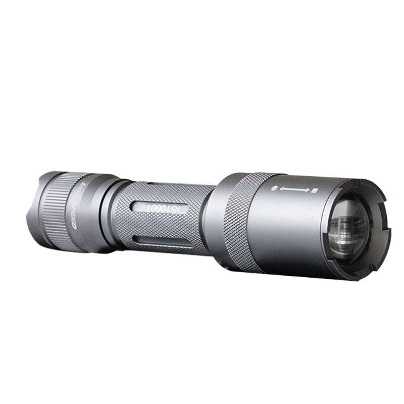 laserspeed tatico lanterna tocha ip68 a prova d agua 160 lumens luz conduzida da arma rifle