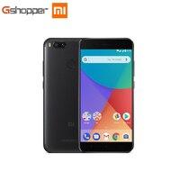 Глобальная версия Xiaomi Mi A1 4 ГБ 32 ГБ/4 ГБ 64 ГБ мобильного телефона 8 ядерный Snapdragon 625 телефона 5,5 12.0MP двойной Камера Android