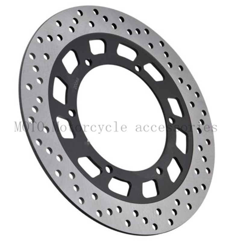 Front Brake Disc Rotor For TDR125 XV125 XV250 XV1100 SRV250 XP500 XT600 XTZ660 GTS1000 XVS125 XVS250 Motorcycle Front Brake Disc keoghs motorcycle brake disc brake rotor floating 260mm 82mm diameter cnc for yamaha scooter bws cygnus front disc replace