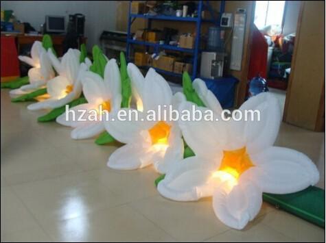 fleurs gonflables Deniz de 1