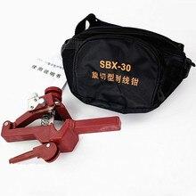 Изолированный зачистки проводов SBX-30 зачистки кабеля 35-300mm2 15-30