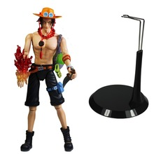 Chaoer One Piece Anime Portgas D Ace 9″ Action Figure Free Shipping
