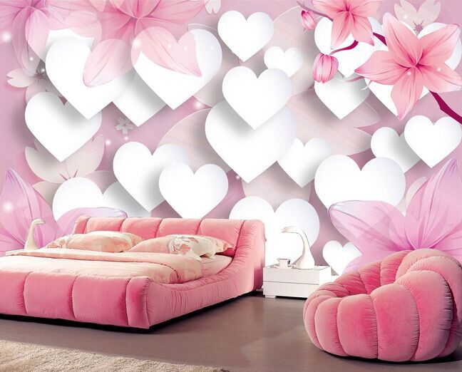 Romantic love 3D TV background wallpaper living room with sofa bed bedroom  background wallpaper mural in Wallpapers from Home Improvement on  Aliexpress com. Romantic love 3D TV background wallpaper living room with sofa bed