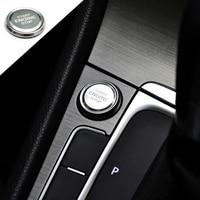 Adornment Engine Start Button Badge FIT MK7 6 GOLF7 6 GTI Jetta SCIROCCO POLO CC MK7