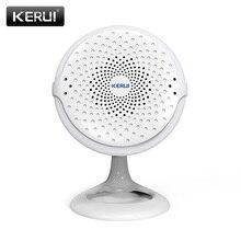 2017 NEW KERUI M8 High-quality night color light doorbell alarm for store office home sensor door bell alarm entry welcome bell