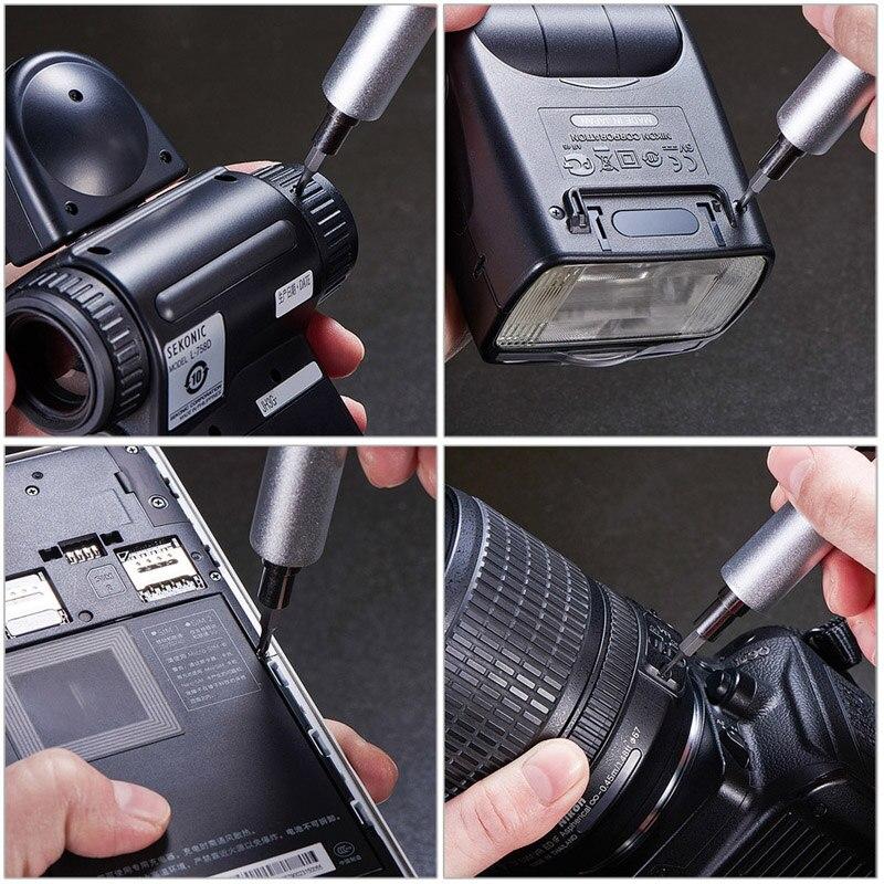 Wowstick A1 mini batería inalámbrica destornillador eléctrico para - Herramientas eléctricas - foto 6