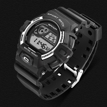 Hodinky Men Sport Watch Army Military Waterproof Digital Relogio Masculino Outdoor Running Climb Electronic Clock