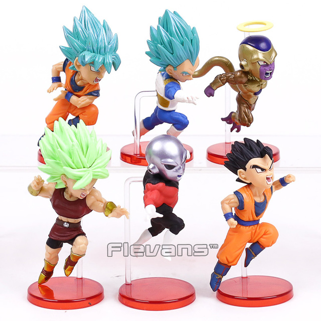 Dragon Ball Super Super Goku Son Gohan Jiren PVC Figures