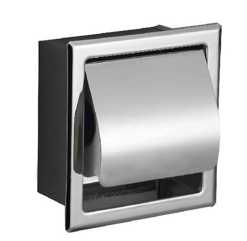 Free Shipping Wholesale And Retail Waterproof Toilet Paper Holder Stainless Steel wall paper holder.Bathroom accessories