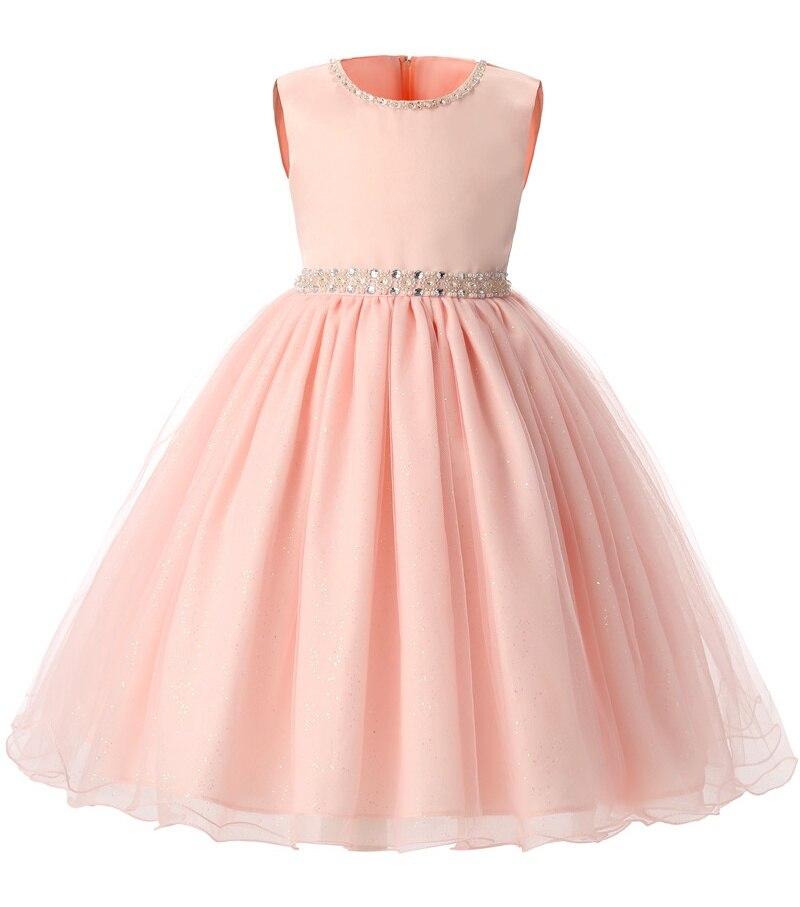 Baby Girl Dress Infantil Vestido Nina 3 4 5 6 7 8 Year