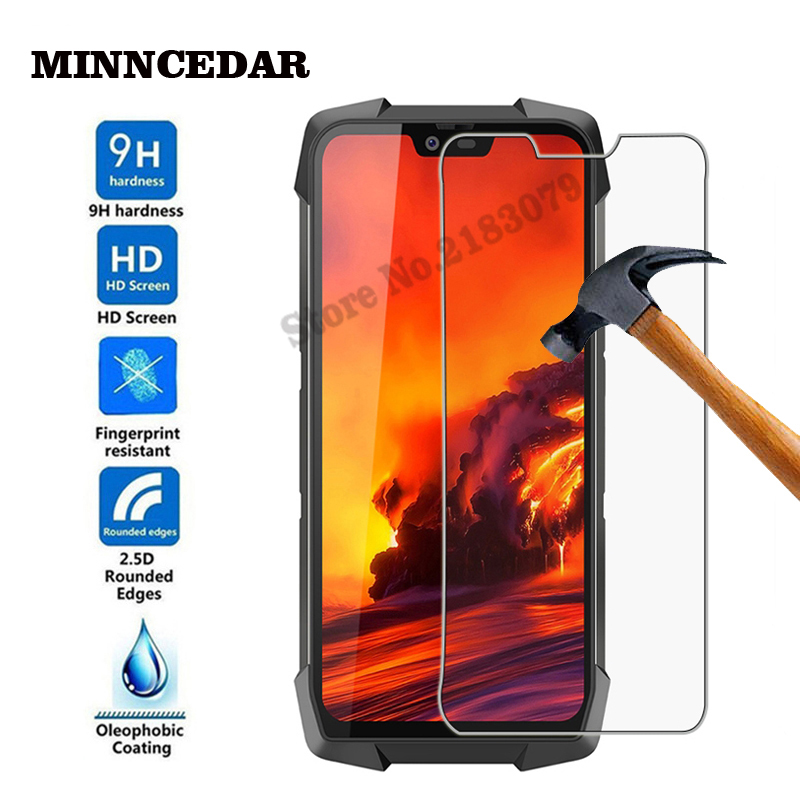 For Blackview Bv9700 Pro Explosion Proof Screen Protector Screen Protector Tempered Glass Protective Phone Film Protective