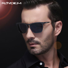 Raydem 2017 Rushed Adult Butterfly Polarized New Retro Sunglasses Men Male Polarizer Personality Driving Eye Glasses Women