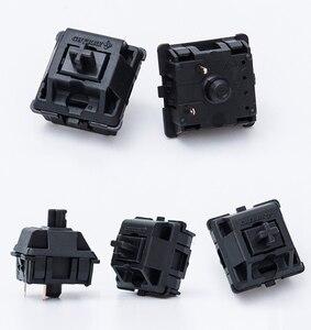 Image 4 - Interruptor de teclado mecánico Cherry Original, color marrón, azul, rojo y negro, interruptor Mx de 3 pines