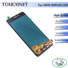 For VIVO X6 PLUS Withe LCD Display Touch Screen Digitizer Smartphone Replacement