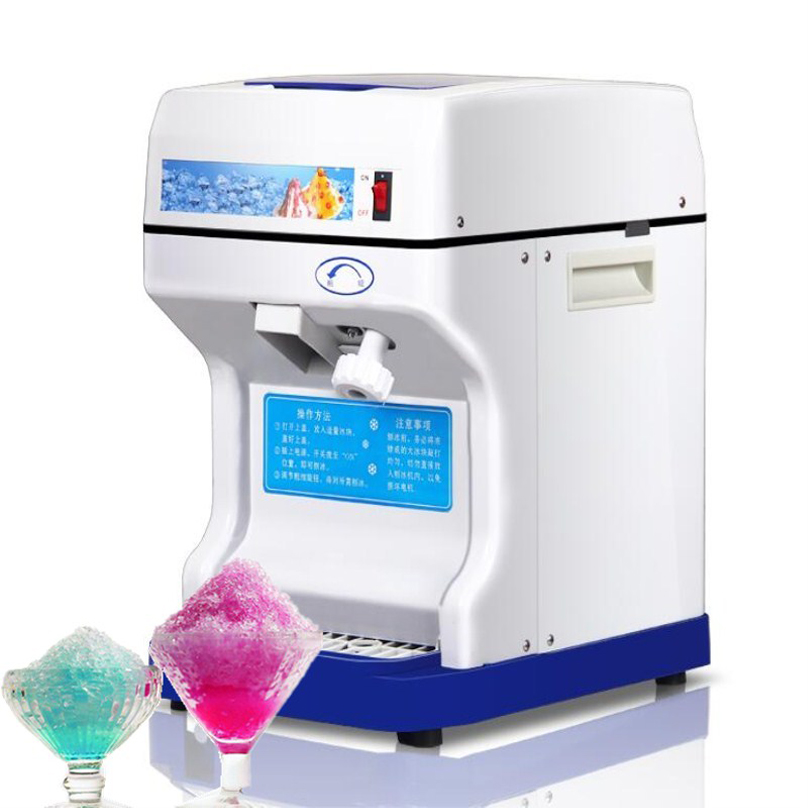 New Products 2018 Innovative Product Commercial Ice Shaving Machine Electric Snow Ice Shaver Machine For Sale