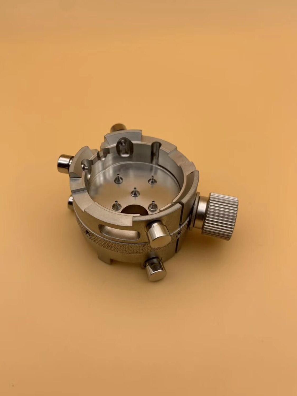 عالية الجودة عكسية ووتش حركة حامل ل ETA7750 7753 ووتش إصلاح أداة-في أدوات ومعدات إصلاح من ساعات اليد على  مجموعة 1