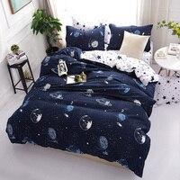New Fashion Bedding Sets Watermelon Banana Fruit Bed Sheet Quilt Duvet Cover Pillowcase Soft Comfortable King