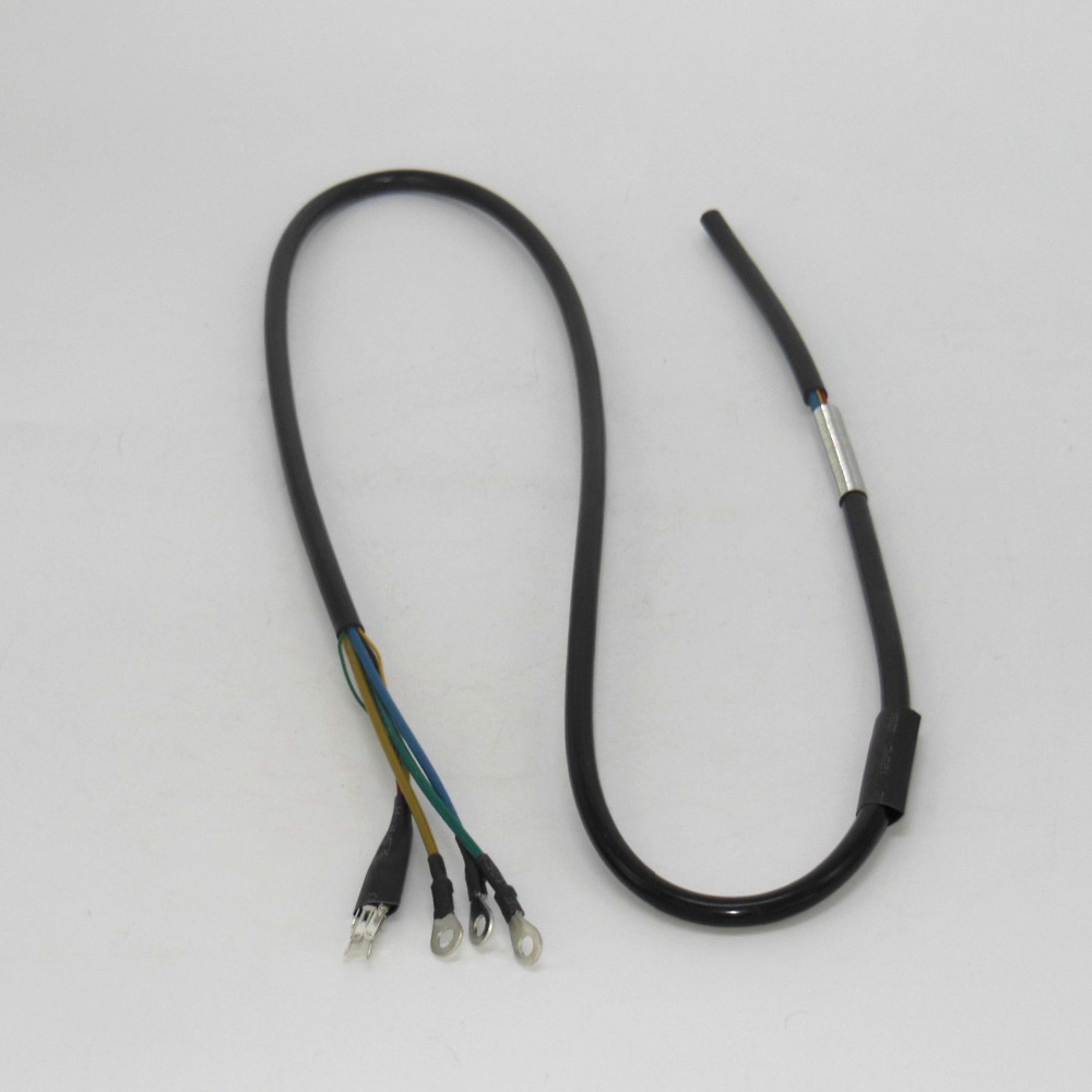 Motor Wires/cable For 1500-2000W Brushless DC Motor (3*3.0mm Motor Phase+0.2*5pcs Hall Sensor Wires)
