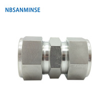5PCS / LOT Equal Union Pneumatic Air Fitting Tube To High Quality Plumbing Sanmin