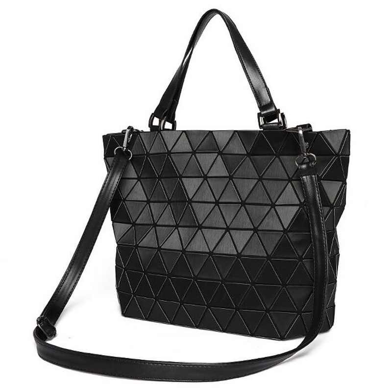 2017 Ms.Rin Hot Sale With Logo BAOBAO Bag Folding Handbag Fashion Women Bao  Bao Bag Shoulder Bag Casual Tote Women Tote Quality-in Shoulder Bags from  ... e23f743f2a771