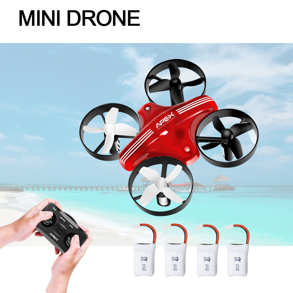 APEX Mini Drone RC Quadcopter