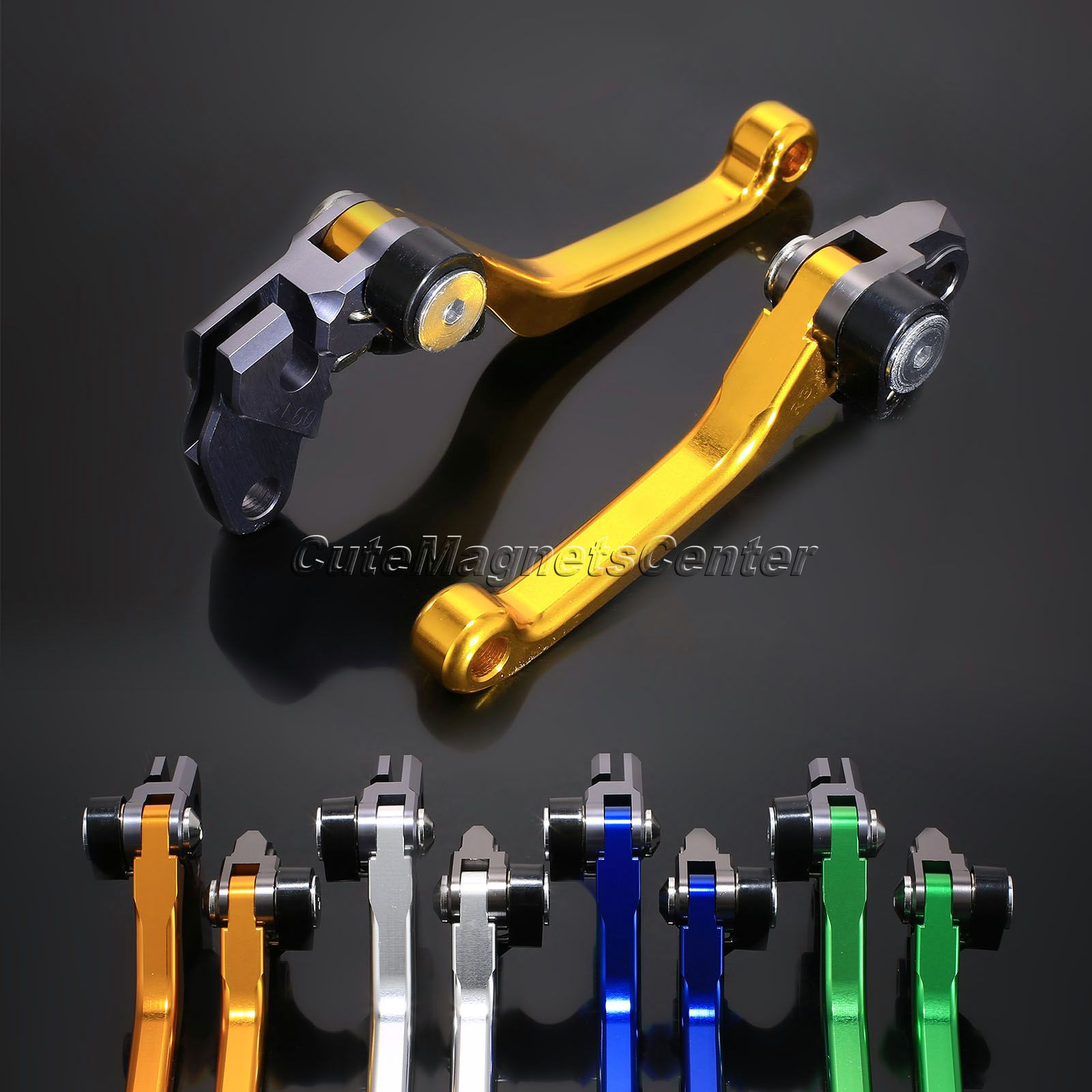 CNC Universal Fit R62M/L20M Motorbike Brake Clutch Lever Cross Country Motorcycle For Kawasaki KX65 85 125 250 250F Suzuki Parts motorcycle silver for victory cross roads custom cross countr kingpin vegas brake clutch lever set