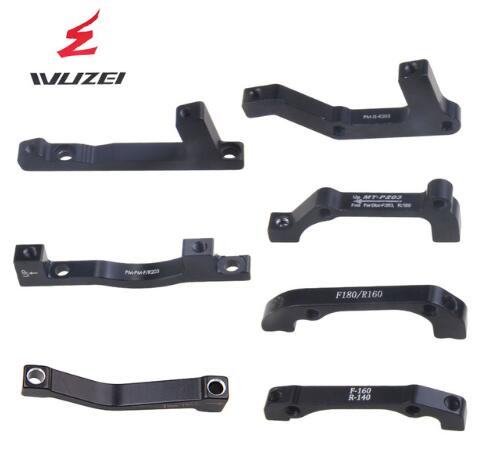 WUZEI PM ABA PM ultralight support brake converter disc adapter bracket for 140 160 180 203 mm Disc brake rotor