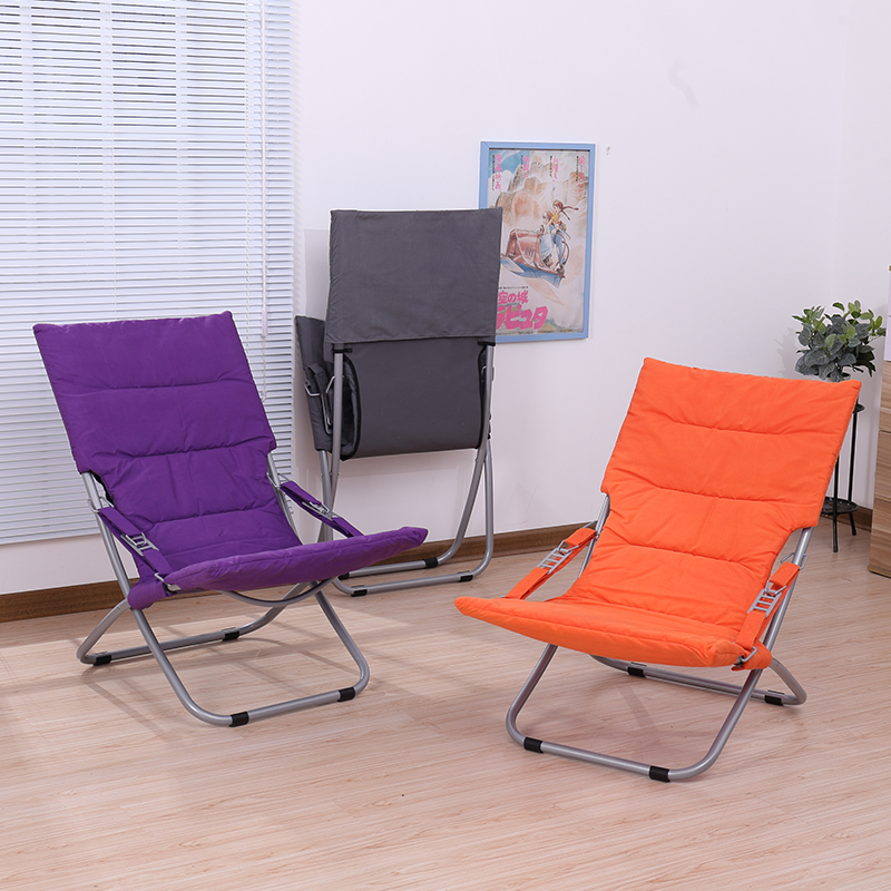 a2cc22fb8a94 Detail Feedback Questions about Reclining Chair Folding Lunch Break Office  Siesta Chair Bed Outdoor Leisure Beach Portable Chair Lazy Chair on ...