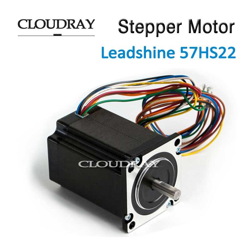 Cloudray Nema 23 Stepper Motor 2 Phase Step Motor Paso A Paso Stepping Hybrid Stepper 57HS22 For NEMA23 old el paso пшеничные лепешки тортилья 326 г