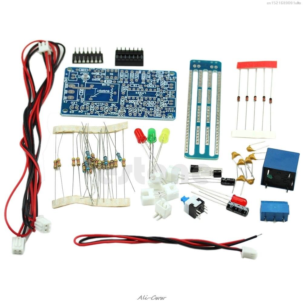 2018 Liquid Level Controller Module Water Level Detection Sensor Parts Components