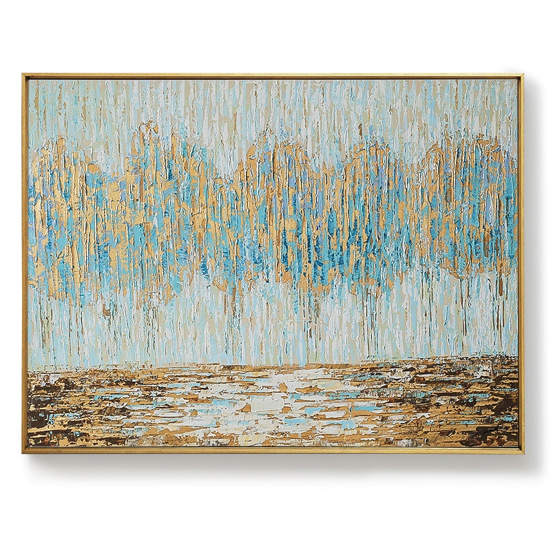Large size Painting Oil wall art Wall painting hand painted Abstract Art Picture For Living Room No Frame