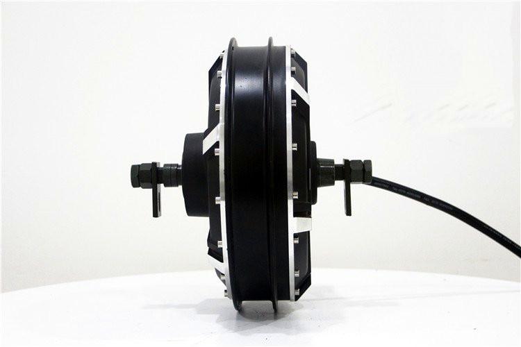120N.m 150Kph 8000W brushless no-gear hub motor for rear electric bike electric bicycle 2 7kg 250w brushless gear hub rear motor for electric bike