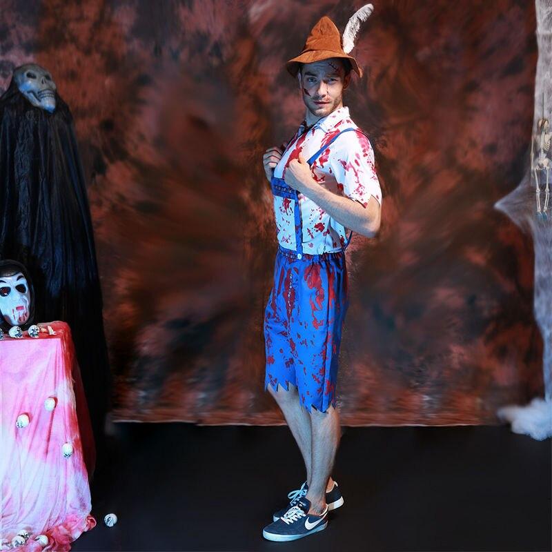 COS Halloween Costumes For Adult Men& Kids,Black Devil